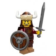 LEGO Series 12 Minifigures - Hun Warrior - COMPLETE SET