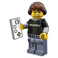 LEGO Series 12 Minifigures - Video Game Guy - COMPLETE SET