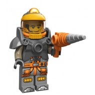 LEGO Series 12 Minifigures - Space Miner - COMPLETE SET
