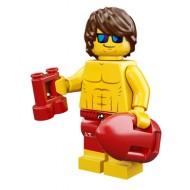 LEGO Series 12 Minifigures - Lifeguard - COMPLETE SET
