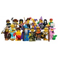 LEGO Series 12 Minifigures FULL SET 16 Minifigures