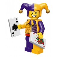 LEGO Series 12 Minifigures - Jester - COMPLETE SET