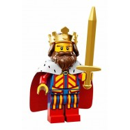 LEGO Series 13 Minifigures - Classic King - COMPLETE SET