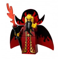 LEGO Series 13 Minifigures - Evil Wizard - COMPLETE SET
