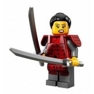 LEGO Series 13 Minifigures - Samurai - COMPLETE SET