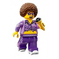 LEGO Series 13 Minifigures - Disco Diva - COMPLETE SET
