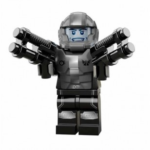 LEGO Series 13 Minifigures - Galaxy Trooper - COMPLETE SET