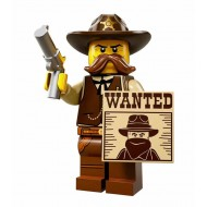 LEGO Series 13 Minifigures - Sheriff - COMPLETE SET