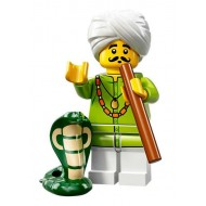 LEGO Series 13 Minifigures - Snake Charmer - COMPLETE SET