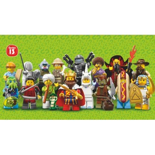 LEGO Series 13 Minifigures FULL SET 16 Minifigures