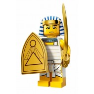 LEGO Series 13 Minifigures - Egyptian Warrior - COMPLETE SET