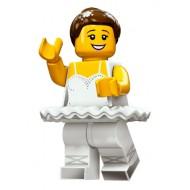 LEGO Series 15 Minifigures - Ballerina - COMPLETE SET