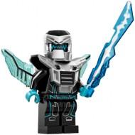 LEGO Series 15 Minifigures - Laser Mech - COMPLETE SET