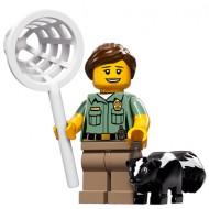 LEGO Series 15 Minifigures - Animal Control - COMPLETE SET