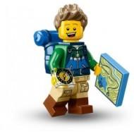 LEGO Series 16 Minifigures Minifigures - Hiker - Complete Set