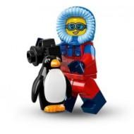 LEGO Series 16 Minifigures Minifigures - Wildlife Photographer - Complete Set