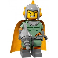LEGO Series 17 Collectible Minifigures - Retro Spaceman - Complete Set
