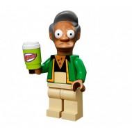 LEGO Series Simpsons Minifigures - Apu Nahaspapeemapetilon - COMPLETE SET