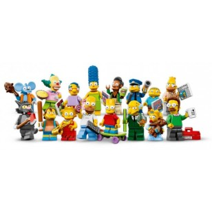 LEGO Series Simpsons Minifigures FULL SET 16 Minifigures