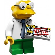 LEGO Series Simpsons 2 - Hans Moleman - Complete Set