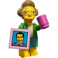 LEGO Series Simpsons 2 - Edna Krabappel - Complete Set