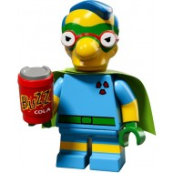 LEGO Series Simpsons 2 - Milhouse as Fallout Boy - Complete Set