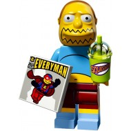 LEGO Series Simpsons 2 - Martin Prince - Complete Set
