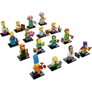 LEGO Series Simpsons 2 - FULL SET 16 Minifigures