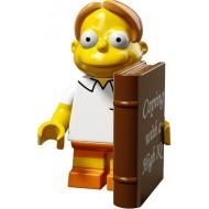LEGO Series Simpsons 2 - Comic Book Guy - Complete Set