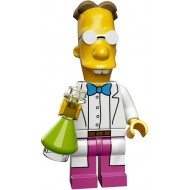 LEGO Series Simpsons 2 - Professor Frink - Complete Set