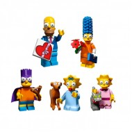 LEGO Series Simpsons 2 - Simpsons Family Set