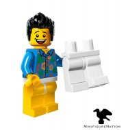 LEGO Series Movie Minifigures - Where Are My Pants? Guy - COMPLETE SET
