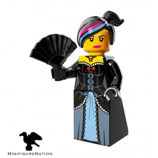 LEGO Series Movie Minifigures - Wild West Wyldstyle - COMPLETE SET