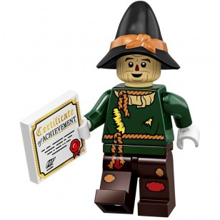 The LEGO Movie 2 Minifigures - Scarecrow