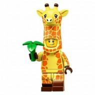 The LEGO Movie 2 Minifigures - Giraffe Guy