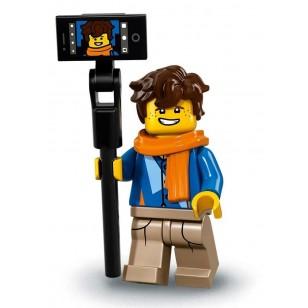 LEGO Series Ninjago Movie Minifigures - Jay Walker - COMPLETE SET