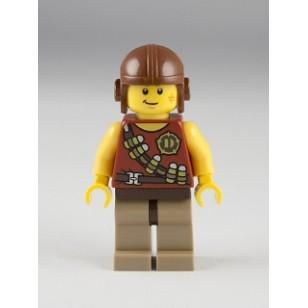 LEGO Dino Minifigures - Hero - Tranquilizer Belt
