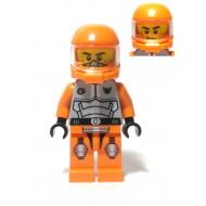 LEGO Galaxy Squad Minifigure - Jack Fireblade