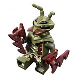 LEGO Galaxy Squad Minifigures - Mantizoid (Halloween)