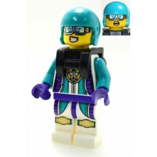 LEGO Hidden Side Minifigures - Mary Breaksom
