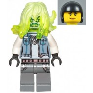 LEGO Hidden Side Minifigures - Possessed Biker foil pack (Ghost Halloween)