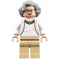 LEGO Ideas (CUUSOO) Minifigure - Nancy G. Roman