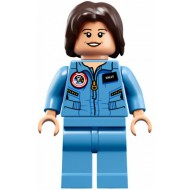 LEGO Ideas (CUUSOO) Minifigure - Sally Ride (spaceman)