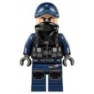LEGO Jurassic World Minifigures - Guard, Scarf (75933)
