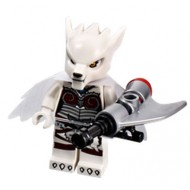 LEGO Legends of Chima Minifigures - Windra with weapons