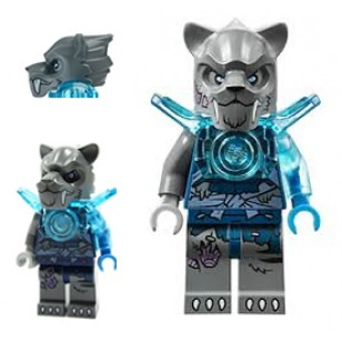 LEGO Legends of Chima Minifigures - Stealthor