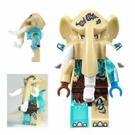 LEGO Legends of Chima Minifigures - Mottrot