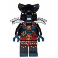LEGO Legends of Chima Minifigures - Tormak - Black Tiger