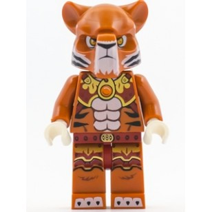 LEGO Legends of Chima Minifigures - Tazar