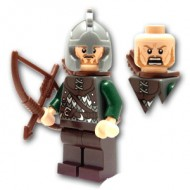 LEGO The Lord of the Rings Minifigures - Rohan Soldier w. weapon